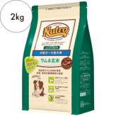 ニュートロ ナチュラルチョイス【中型犬〜大型犬用】エイジングケア ラム&玄米 2kg
