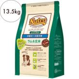 ニュートロ ナチュラルチョイス【中型犬〜大型犬用】エイジングケア ラム&玄米 13.5kg