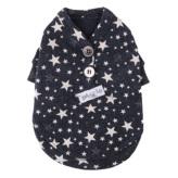 ルイスドッグ【louisdog】Button Tee Stars