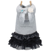 ルイスドッグ【louisdog】Bunny Dress Grey