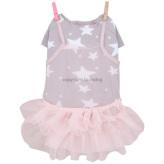 ルイスドッグ【louisdog】Star Tulle Dress
