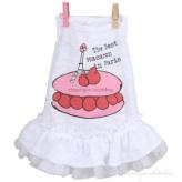 ルイスドッグ【louisdog】Linen Dress/Macaron