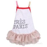 ルイスドッグ【louisdog】Linen Dress/Tres