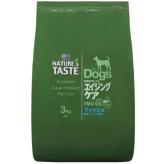【ネイチャーズテイスト】フィッシュ(成犬用)3kg