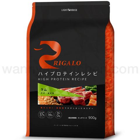 リガロ(RIGALO)ハイプロテイン ラム 900g