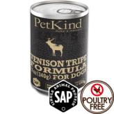 【PetKind】ペットカインド(缶詰)ベニソントライプ 396g×12缶