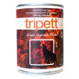 【Tripett】トライペット グリーンベニソントライプ 396g×12缶