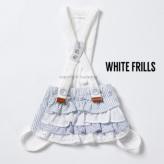 ルイスドッグ【louisdog】Zizzy Skirt White Frills