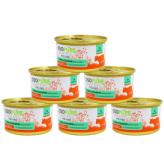 アーテミス(ARTEMIS) オソピュア グレインフリー ツナ&サーモン缶 85g×6缶
