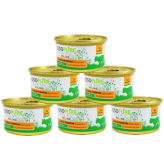 アーテミス(ARTEMIS) オソピュア グレインフリー ツナ&パンプキン缶 85g×6缶