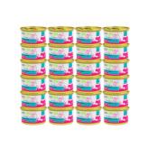 アーテミス(ARTEMIS) オソピュア グレインフリー ツナ&シュリンプ缶 85g×24缶