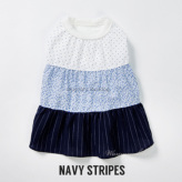ルイスドッグ【louisdog】Dressy Navy Stripes