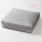 ルイスドッグ【louisdog】Linen Cushion Petit-Grey