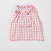 ルイスドッグ【louisdog】Organic Sleep Dress Pink Check