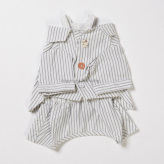ルイスドッグ【louisdog】Organic Pajama Navy Stripes