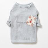 ルイスドッグ【louisdog】Lou Shirt Baby Blue