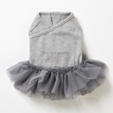 ルイスドッグ【louisdog】Romy TUTU Grey