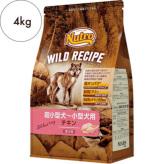 ニュートロ ワイルドレシピ【超小型犬〜小型犬用】 チキン(成犬用)4kg