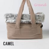 ルイスドッグ【louisdog】Viva Bag/Fur Grand-Camel