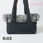 ルイスドッグ【louisdog】Viva Bag/Fur Grand-Black