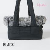 ルイスドッグ【louisdog】Viva Bag/Fur Mini-Black