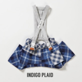 ルイスドッグ【louisdog】Egyptian Cotton Pants Indigo Plaid