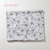 ルイスドッグ【louisdog】Organic Peekaboo/Joli Cushion Cover Grand