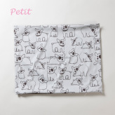 ルイスドッグ【louisdog】Organic Peekaboo/Joli Cushion Cover Petit