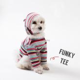 ルイスドッグ【louisdog】Funky Stripes Tee