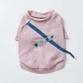 ルイスドッグ【louisdog】Studded Tee Pink