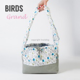 ルイスドッグ【louisdog】Yolo Sling Bag Grand-Birds