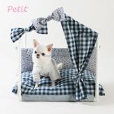 ルイスドッグ【louisdog】Peekaboo/Nighty Night Cabana Petit