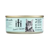 iti(イティ)キャット ウェットフード ラム&ベニソン缶 猫用 85g