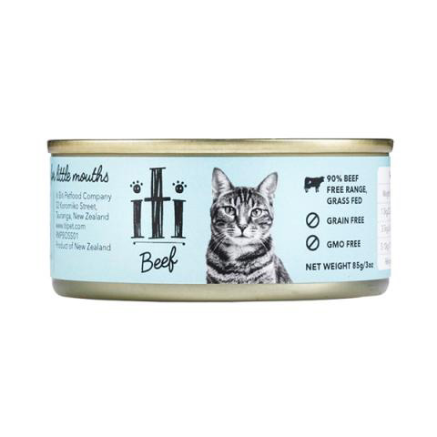 iti(イティ)キャット ウェットフード ビーフ缶 猫用 85g