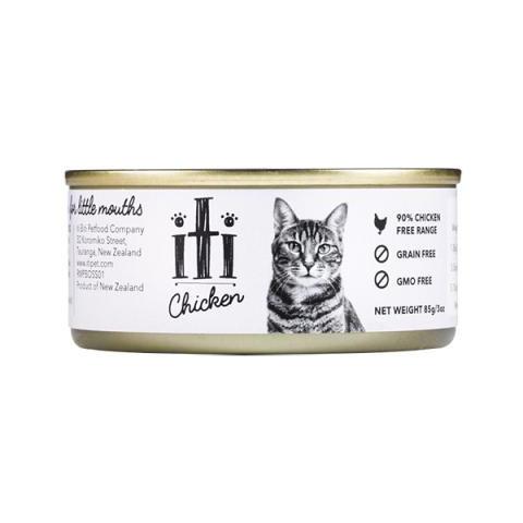 iti(イティ)キャット ウェットフード チキン缶 猫用 85g