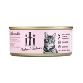 iti(イティ)キャット ウェットフード チキン&サーモン缶 猫用 85g