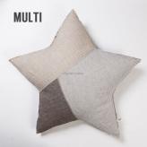 ルイスドッグ【louisdog】Linen Star Cushion Multi