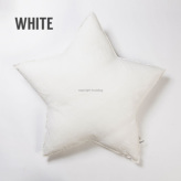 ルイスドッグ【louisdog】Linen Star Cushion White