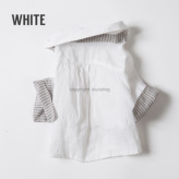 ルイスドッグ【louisdog】Linen Shirt White
