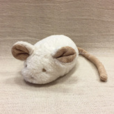 【appy dog】オーガニックコットン ネズミ