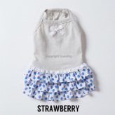 ルイスドッグ【louisdog】Fresh Dress Strawberry