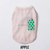 ルイスドッグ【louisdog】Fresh Tee Apple