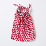 ルイスドッグ【louisdog】Berry Flower Dress