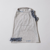 ルイスドッグ【louisdog】Linen Top Light Grey