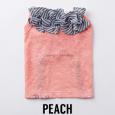 ルイスドッグ【louisdog】Linen Top Peach