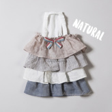 ルイスドッグ【louisdog】Linen Dress Natural