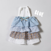 ルイスドッグ【louisdog】Linen Dress Blue