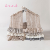 ルイスドッグ【louisdog】Peekaboo/Privacy Plz Grand-Natural Linen