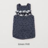ルイスドッグ【louisdog】Organic Couture Linen Frill