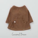 ルイスドッグ【louisdog】Natural Bling Caramel Brown